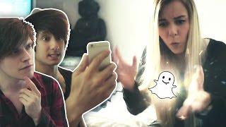 PROBLEME bei Snapchat - mit Julien Bam & iBlali | Dagi Bee