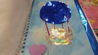 Стикеры коты батуты воздушный шар сердечки мой личный дневник🐽🐮🐖🐒🐯🐩📒🖌🖊🖋✒✏🖇📎✂🔮