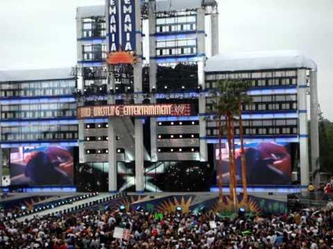 "Wrestlemania XXIV: ""Opening"" live @ Citrus Bowl, Orlando, FL"