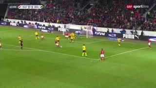 Sascha Ruefer: Schweiz - Belgien 5:2