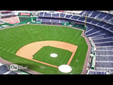 Washington Nationals Stadium - OxBlue Time-Lapse Video