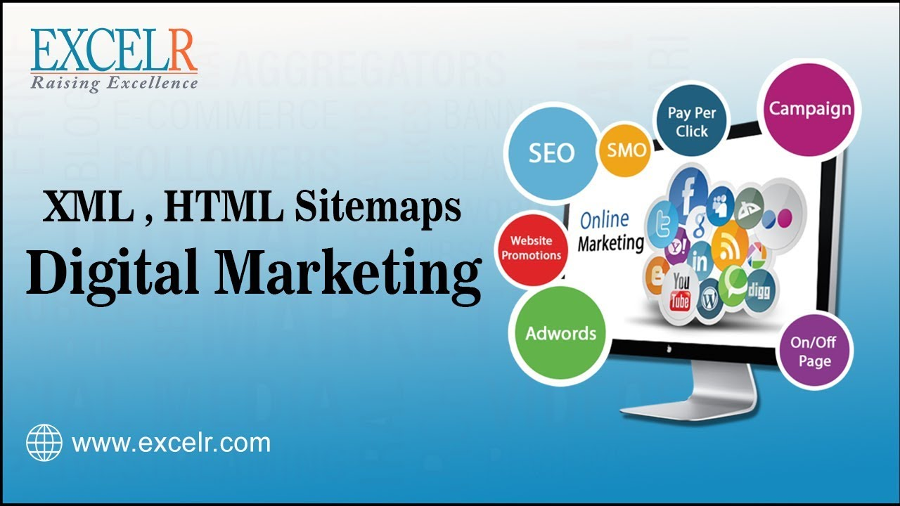 what is xml and html sitemaps in digital marketing how sitemaps