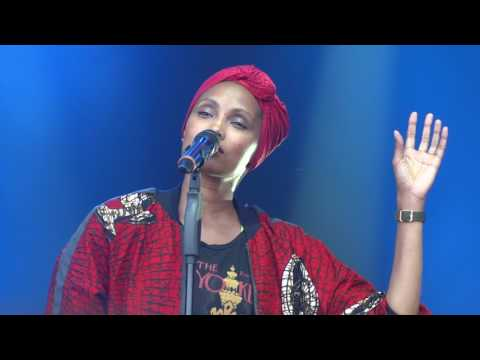 Imany - Sign Your Name Terence Trent dArby Cover Les Escales