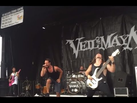 "Veil Of Maya ""Overthrow"" video debuts - Born Of Osiris last leg of 10th Anniv. tour dates!"