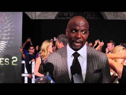 Terry Crews Talks 'Scary Movie 5' At 'The Expendables 2' Premiere