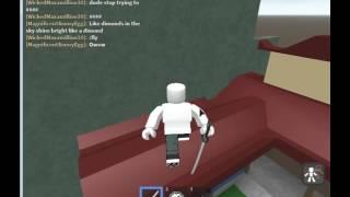 roblox parkour ninja