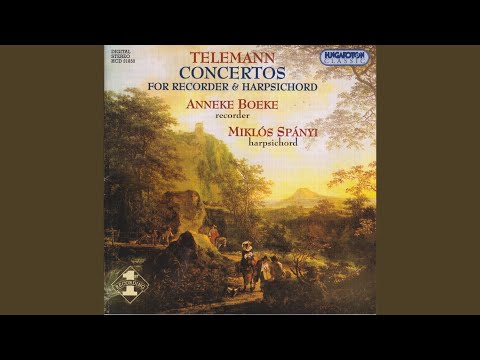 Concerto in D major No. 1 IV. Vivace