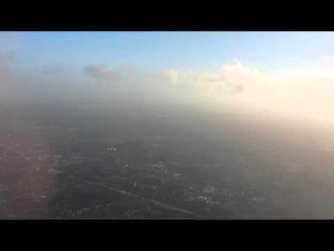 Take off | Airport Charleroi ( Belgium ) To Romania