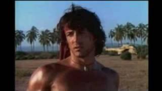 rambo workout  /  Stallone workout