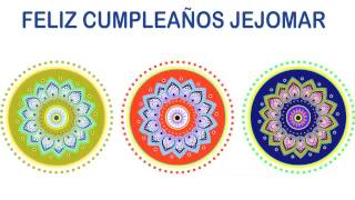 Jejomar   Indian Designs - Happy Birthday