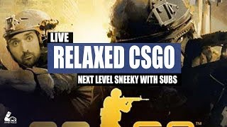 NEXT LEVEL SNEEKY - Counter-Strike: Global Offensive - WITH SUBS