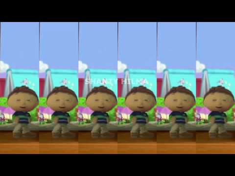 Super WHY! Theme Song ~ Remix Effects Six Screen Mode ✅✅