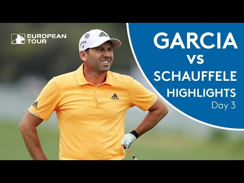 Sergio Garcia vs Xander Schauffele  Day 3  2018 WGC  Dell Technologies Match Play