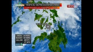QRT: Weather update as of 5:55 p.m. (February 13, 2018)