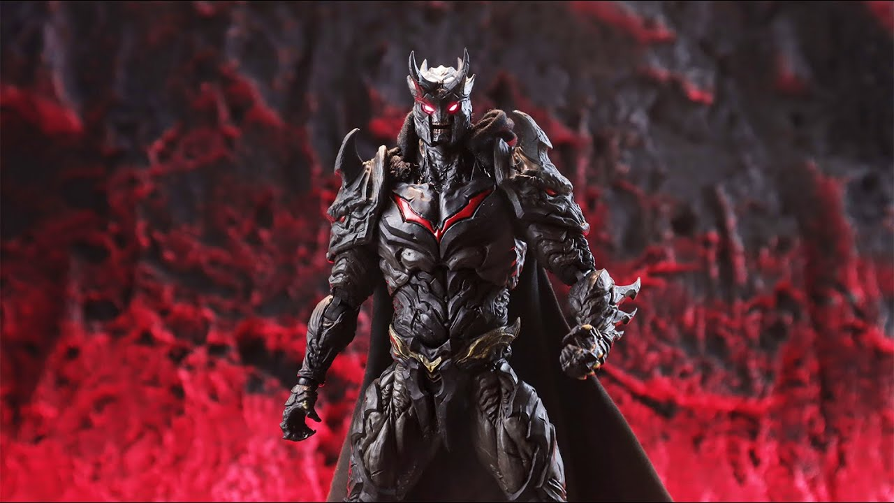 Dark Knight comming!Vtoys X Bms Death Knight stop motion review.
