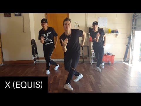 X (Equis) - Nicky Jam J Balvin | Dance Coreografia