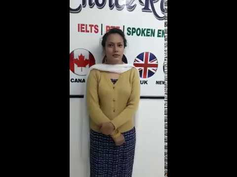 Choice Route Best PTE and IELTS institute in Sangrur, result -2