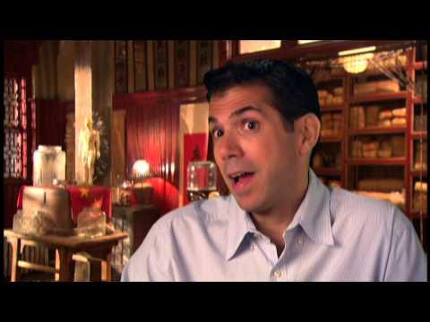 The Sorcerer's Apprentice: Interview with Matt Lopez