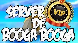 SERVER VIP DE BOOGA BOOGA | ROBLOX ESPA-OL #teampollito