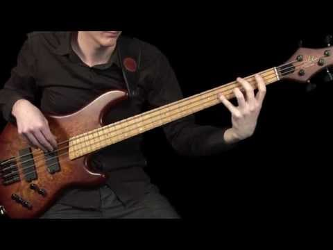 Learn Bass Guitar - Part 2 - Key Signatures Basic Rules