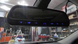 BMW 5GT 하이패스룸미러 다이나믹 듀얼 하이패스룸미…