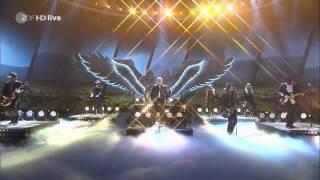 """Peter Maffay - Halleluja - Album """"Wenn das so ist"""" - Wetten dass..? dm-arena in Karlsruhe - ZDF live"""