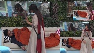 big boss 12 : Dipika Kakkar Cares To Sreesant | Viral Video | Social Media | Dipsree | Sreepika