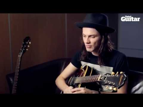 James Bay - Blues and soul influences