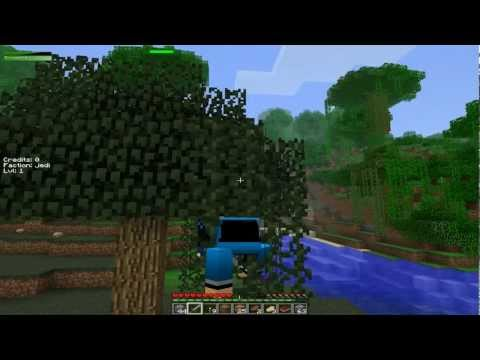 Minecraft: Mod Star Wars - Like ninjaa!