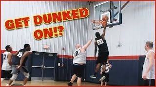OH SNAP! Juice Tried To Dunk On Someone! (Juice Hoops Ep.8)