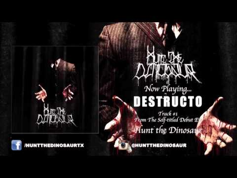 Destructo  Hunt the Dinosaur NEW SONG 2014 720P