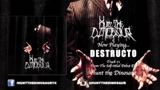 """Destructo"" - Hunt the Dinosaur (NEW SONG 2014) [720P]"