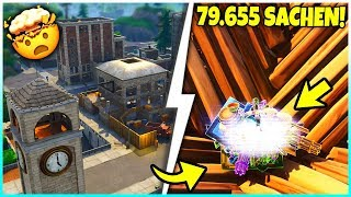 😱 Der GANZE LOOT von Tilted in einer BOX! - Fortnite Battle Royale