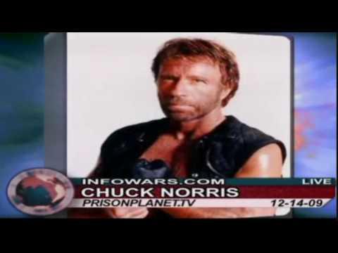Alex Jones - Chuck Norris - Healthcare/Copenhagen - part 3/3