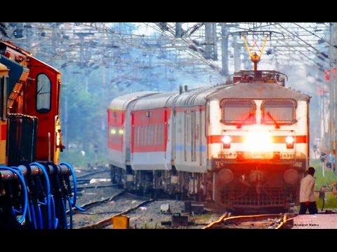 RAJDHANI EXPRESS : 12306 Journey Compilation (Patna - Howrah)