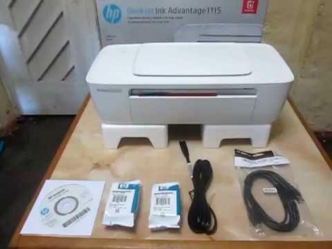 Instalaci 243 N De Impresora Hp 1115 Deskjet Ink Advantage
