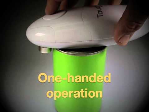 Acquisitions Touch And Go Electric Can Opener Youtube