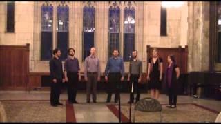 Asho Chela - Princeton Georgian Choirs, Spring 2012