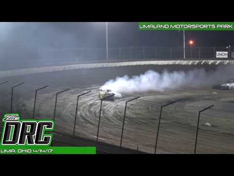 Limaland Motorsports Park | 4.14.17 | Stock Cars | Feature
