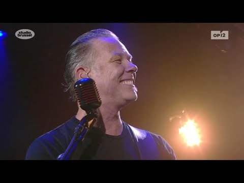 Metallica - Live At Rock Werchter Festival (2014) [TV Broadcast]