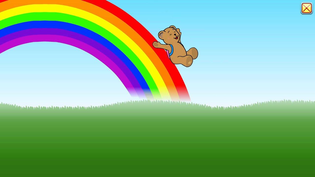 Starfall Colors Rainbow Youtube