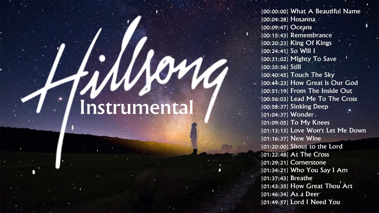 Best Of Hillsong Instrumental Music 2020?Latest Christian Worship Instrumental Music Background