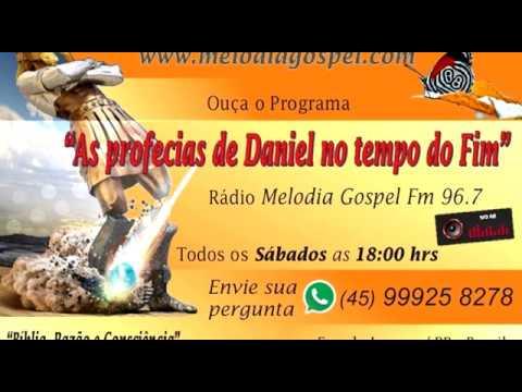 As Profecias de Daniel no Tempo do Fim Programa 001 - Introdução: As Regras de Interpretação Bíblica
