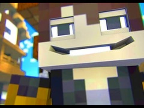 "Minecraft Song And Minecraft Animation ""Hacker"" Top Minecraft Songs By Minecraft Jams"