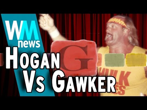WMNews: Gawker vs Hulk Hogan and Peter Thiel Facts