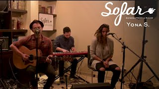Yona S. - Wait there for you | Sofar Jerusalem