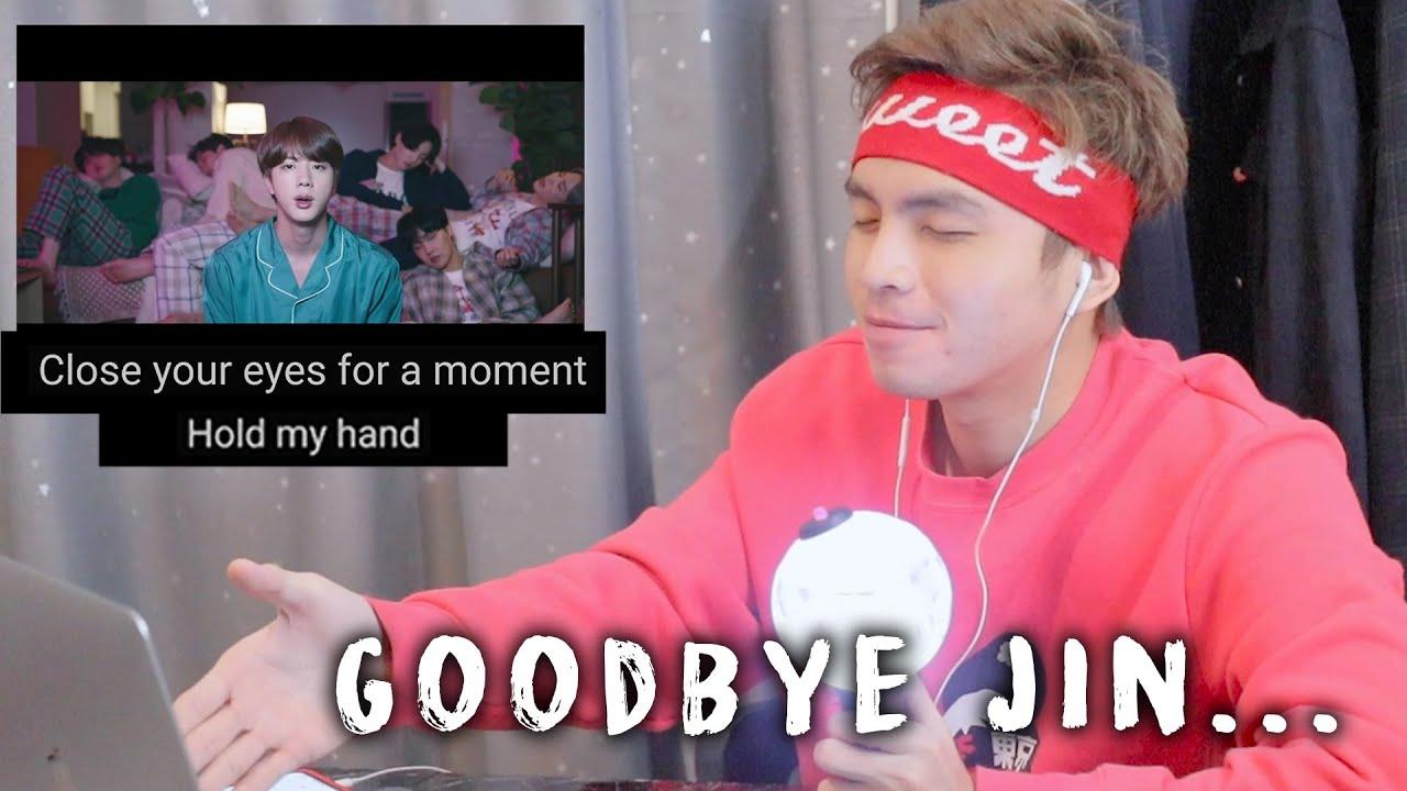 BTS 'Life Goes On' MV Reaction - Jin mau Kemana? (Reaction Dalam Hati)