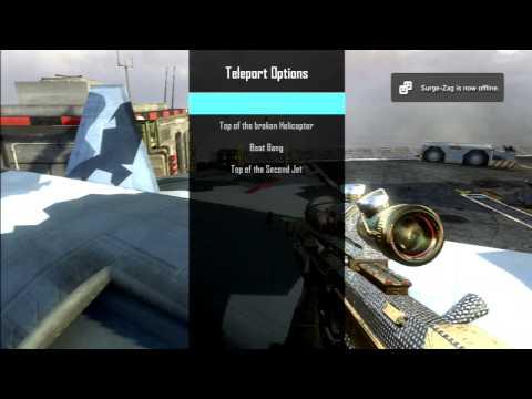 Black Ops 2: Azza Patch W/ Fake Skree Nac Bind! (1.19 CEX/DEX PS3)