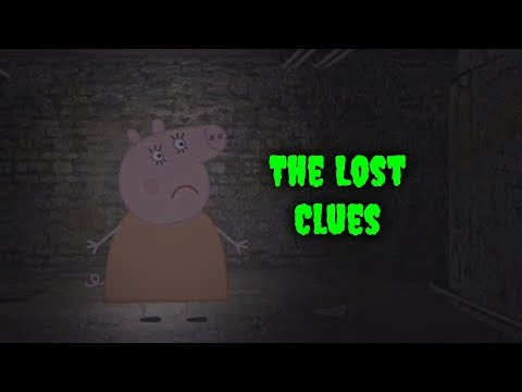 ScareTube Poop: Evil Pig's Resurrection 2 The Lost Clues [Peppa Pig Parody]
