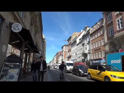 Walking in Copenhagen. Part 1.